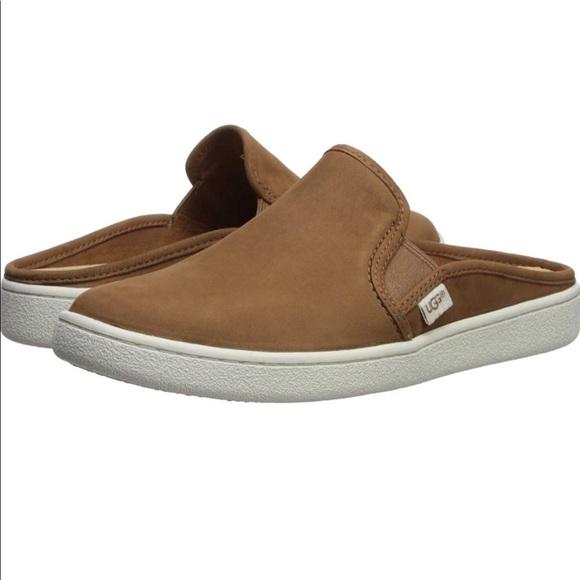 UGG Shoes | Gene Nubuck Slide Sneakers